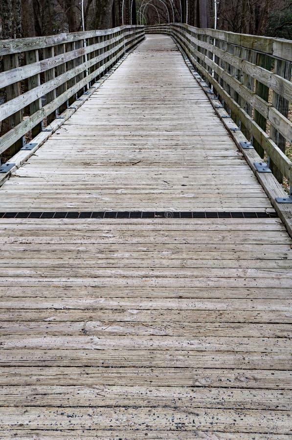 弗吉尼亚爬行物足迹 免版税库存图片