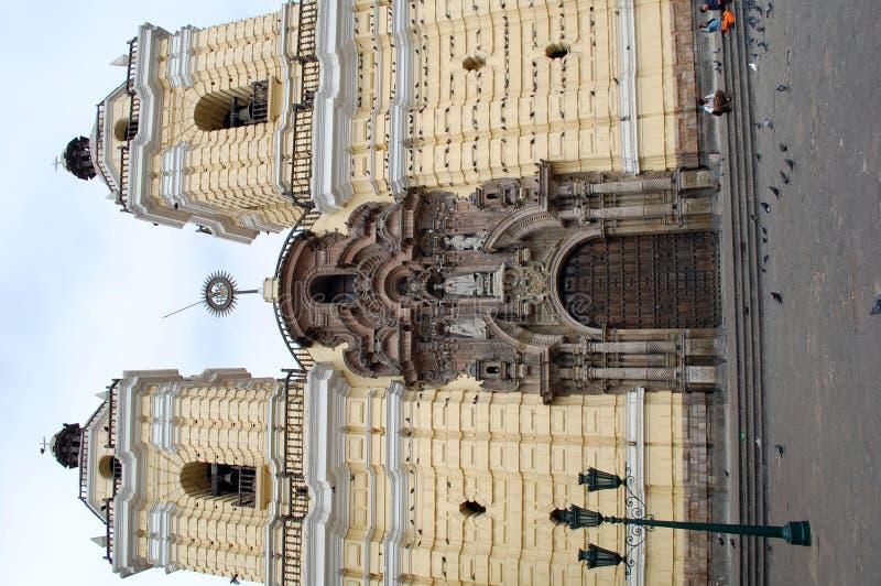 弗朗西斯修道院圣徒 免版税库存图片