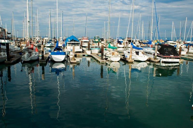 弗朗西斯科港口圣 免版税库存图片
