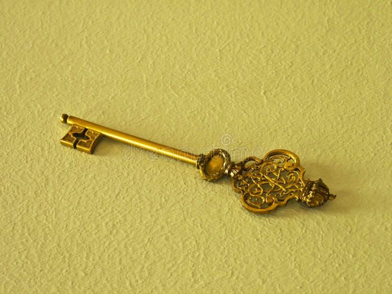张伯伦的钥匙 图库摄影