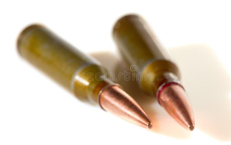 弹药弹药筒 库存照片