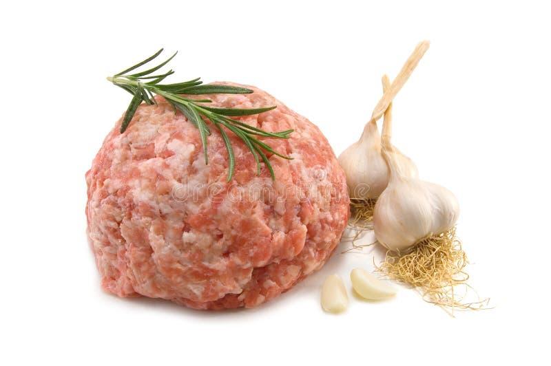 强制肉 免版税库存图片