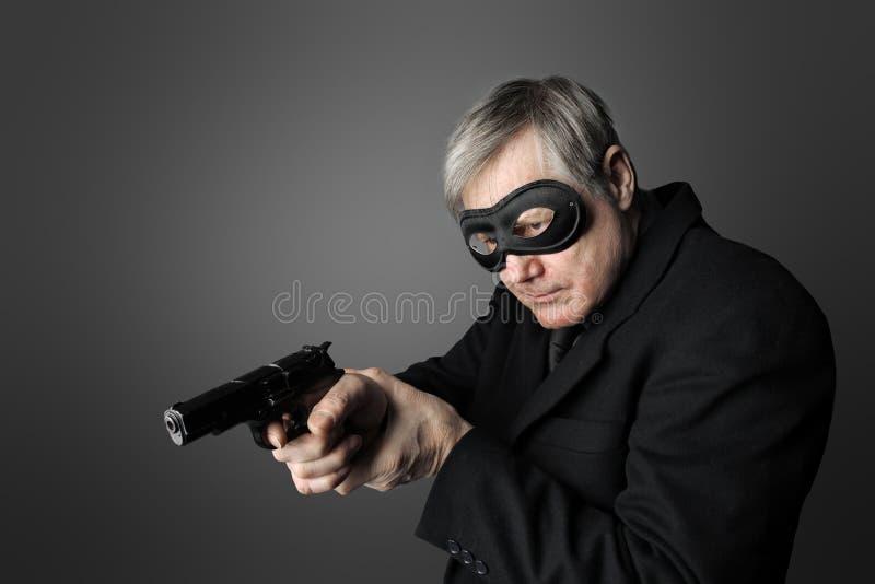 强盗 库存图片