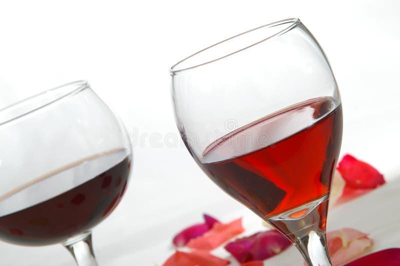 当代酒 免版税库存图片