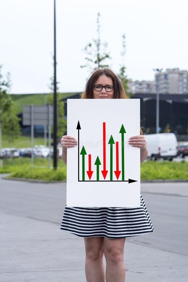 Download 当前统计报告的妇女 库存照片. 图片 包括有 海报, 信息, 的biscayne, 纸板, 存在, 商业 - 72354466