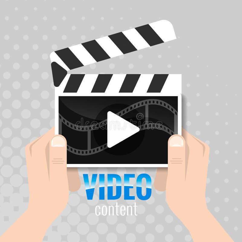 录影内容,录影窗口的主要类型 皇族释放例证