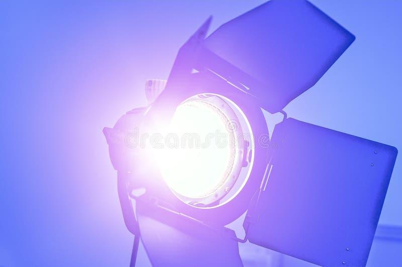 录影制造的反射器 免版税库存图片