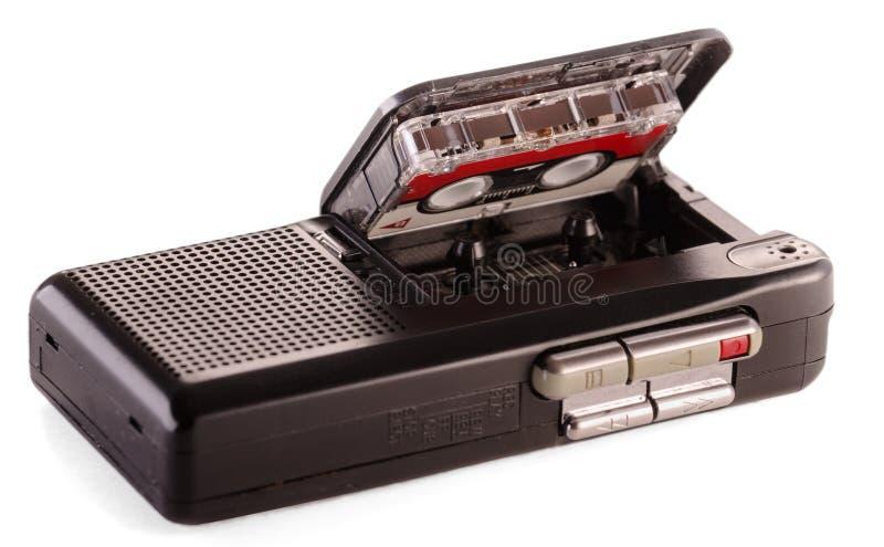 录音电话机 免版税库存图片
