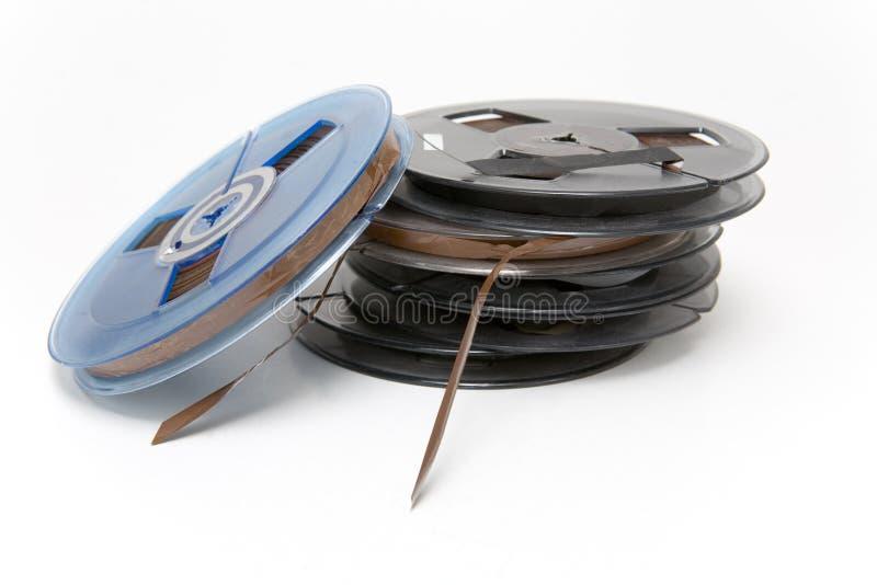 录音磁带 图库摄影