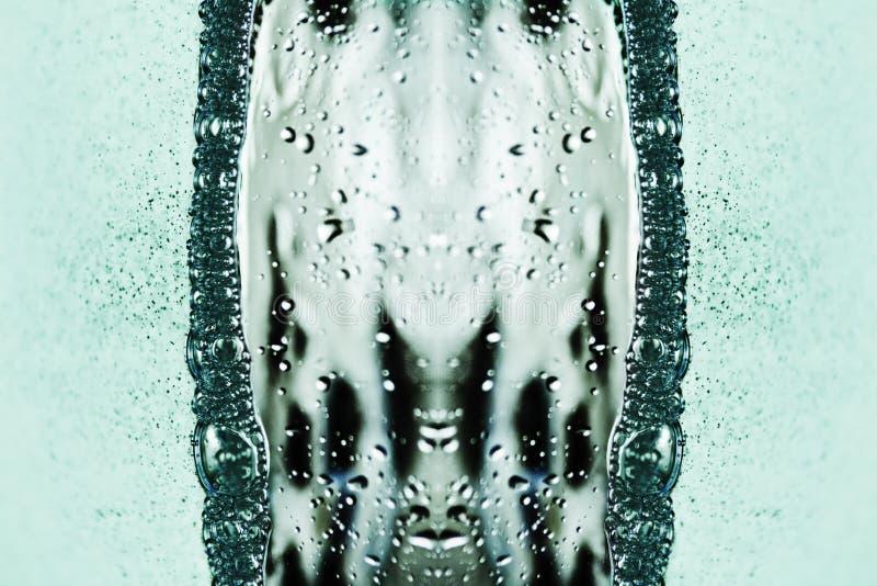 水形式 图库摄影