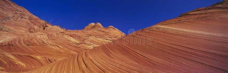 形成砂岩 库存图片