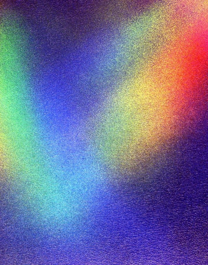 彩虹颜色背景B 库存图片