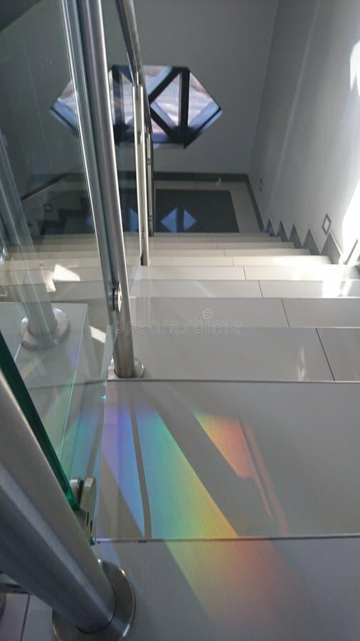 彩虹 免版税图库摄影