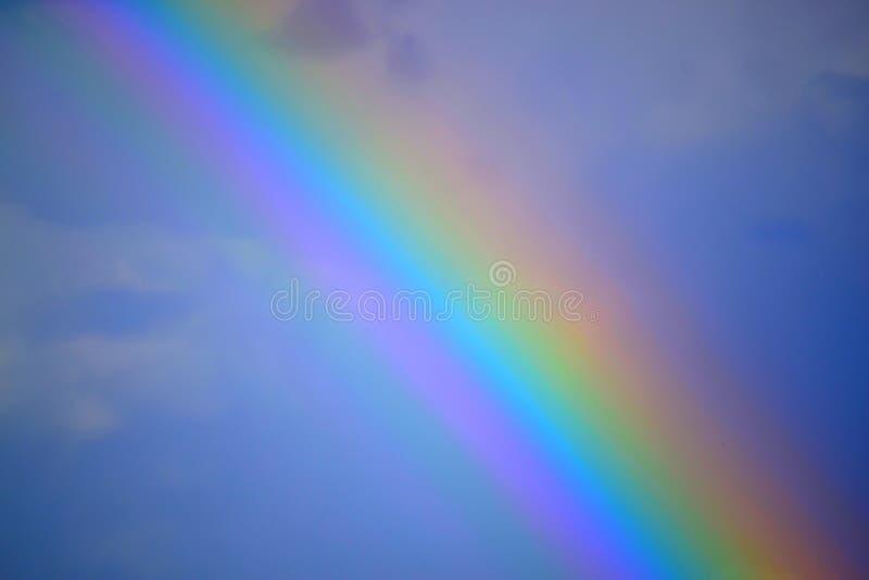 彩虹 图库摄影