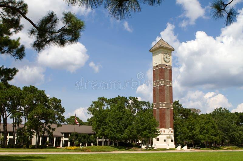 彭萨科拉州立学院 免版税库存图片