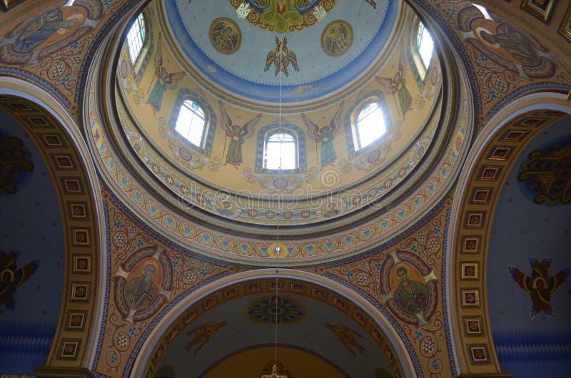 彼得和保罗大教堂  免版税库存图片
