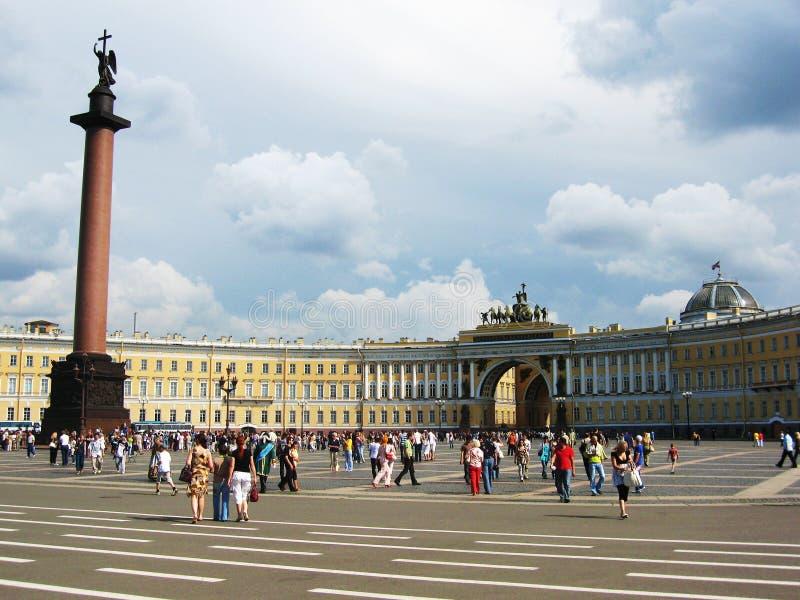 彼得斯堡俄国st 库存图片