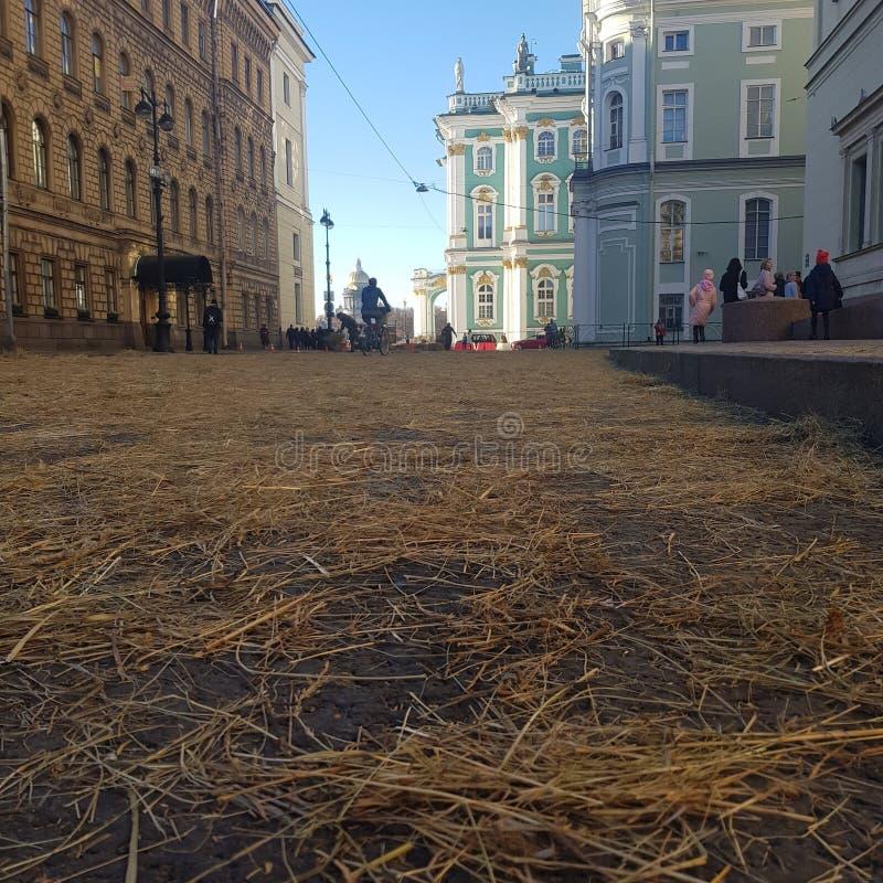 彼得斯堡圣徒 库存图片