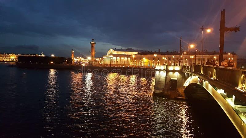 彼得斯堡圣徒 免版税图库摄影
