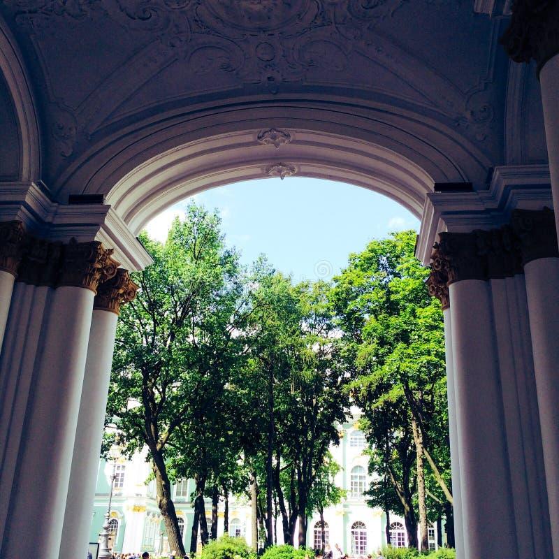 彼得斯堡圣徒 库存照片