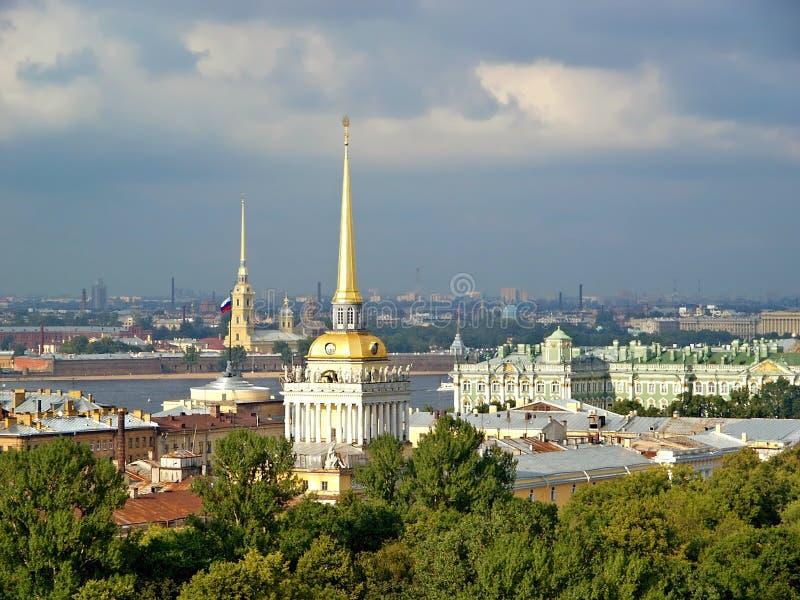 彼得斯堡圣徒 免版税库存照片