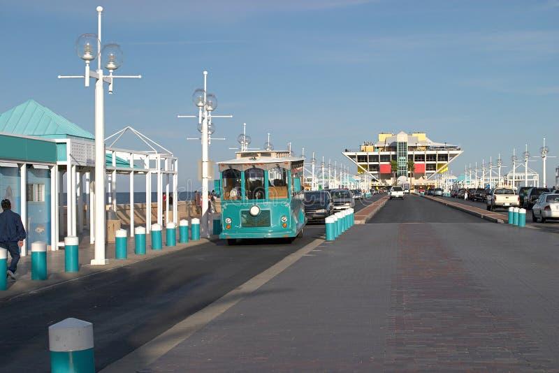 彼得斯堡码头st 免版税库存照片