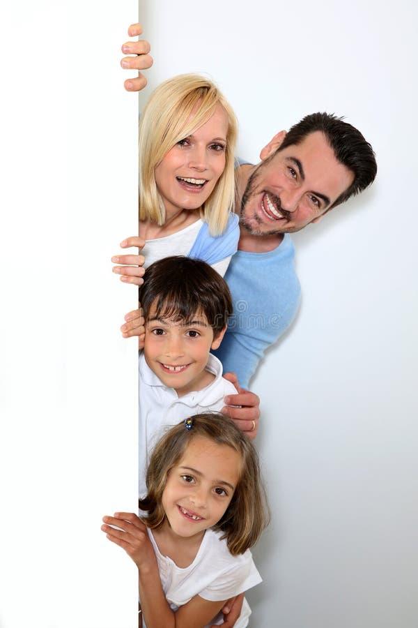 很伟大是家庭 免版税库存照片