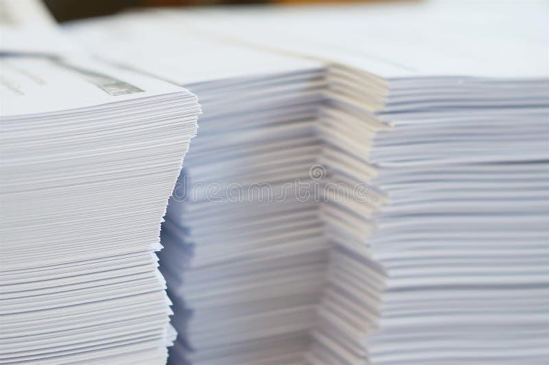 很多赠送品 免版税库存图片