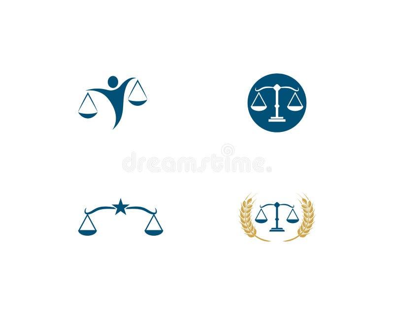 律师商标传染媒介 皇族释放例证