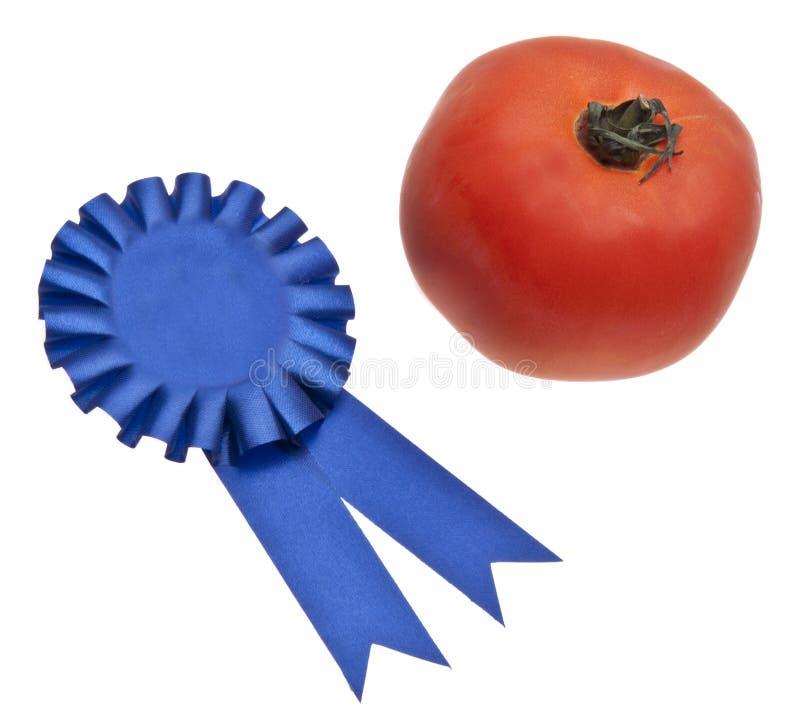 得奖的蕃茄 免版税库存照片