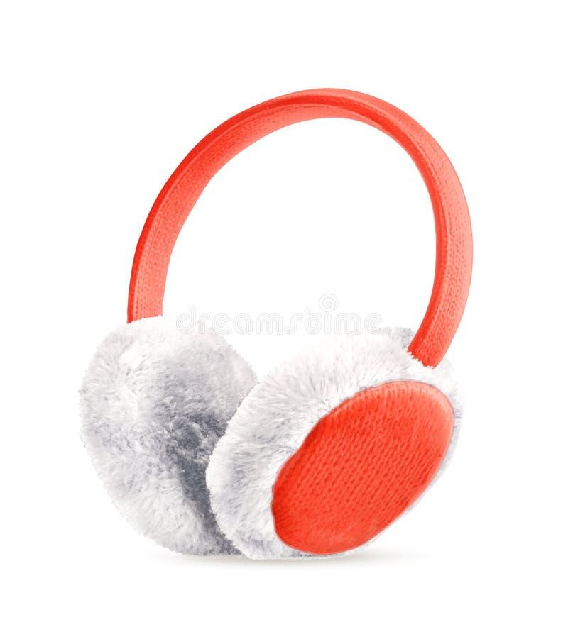 御寒耳罩传染媒介象 向量例证
