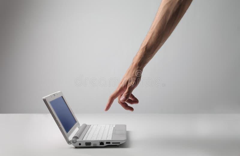 微型个人计算机 图库摄影