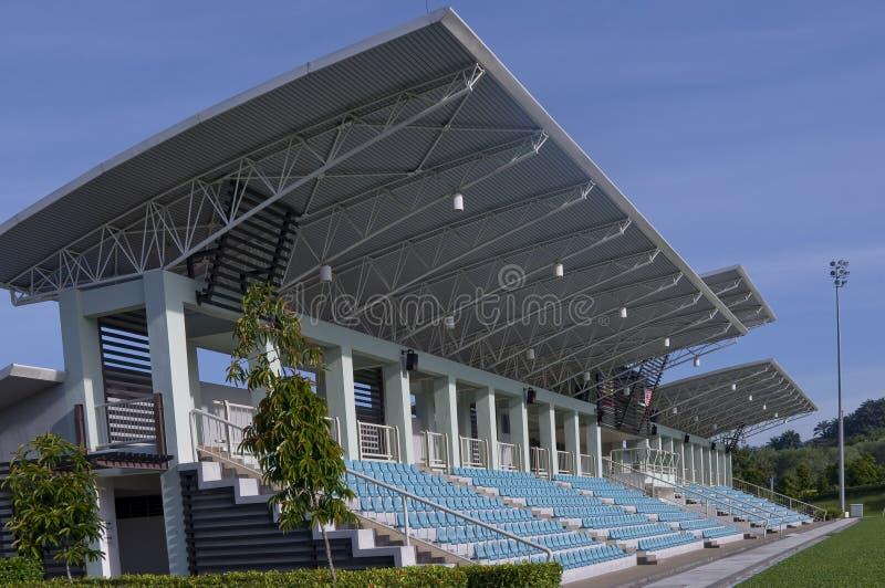 微型体育场 图库摄影