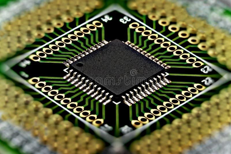 微型控制器 免版税库存照片