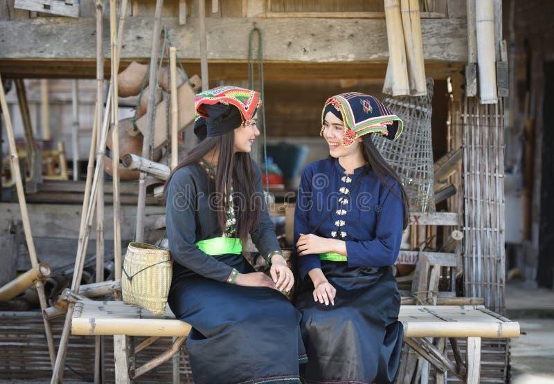 微笑女孩亚洲人样式 免版税图库摄影