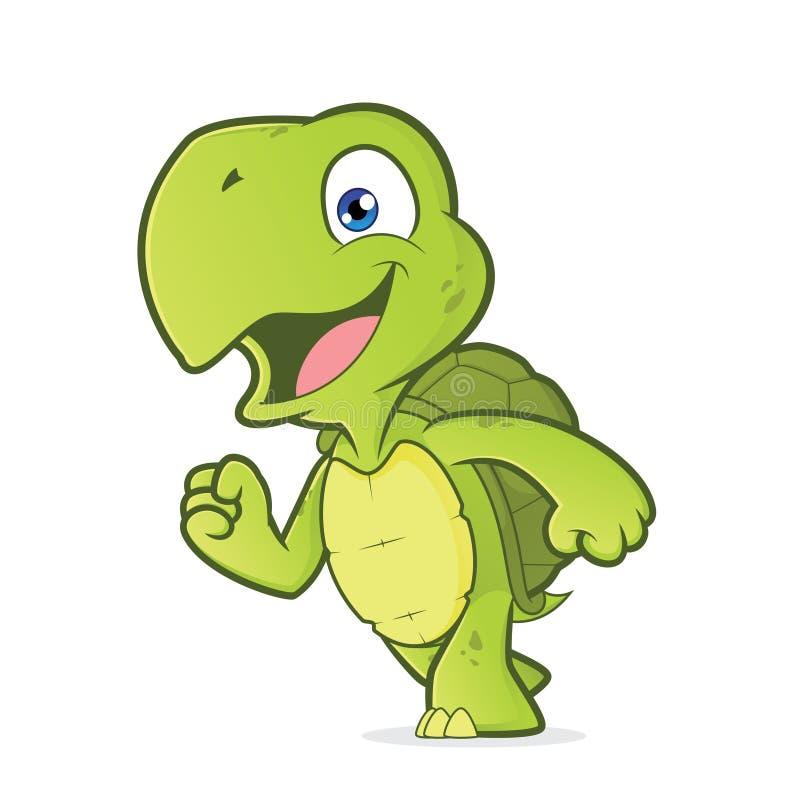 微笑的连续乌龟