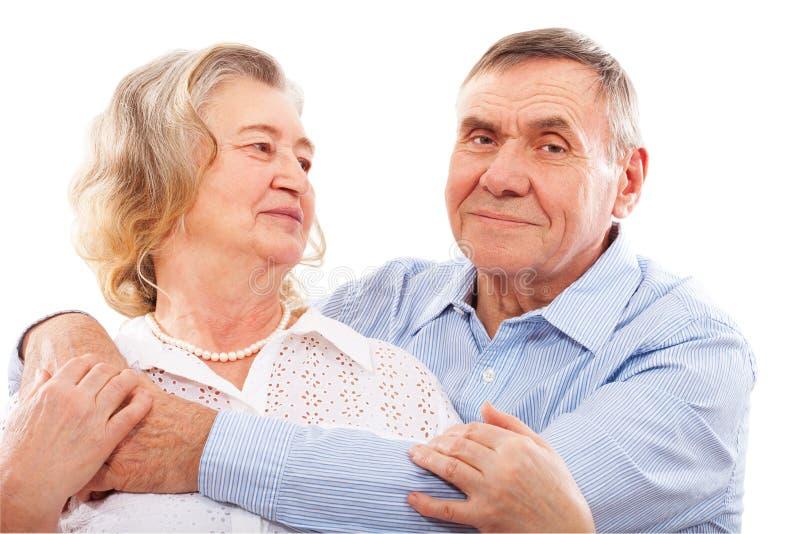 Download 微笑的年长夫妇画象。 库存照片. 图片 包括有 高级, 妻子, 背包, 年长, 成熟, 关心, 愉快, 夫人 - 30332982