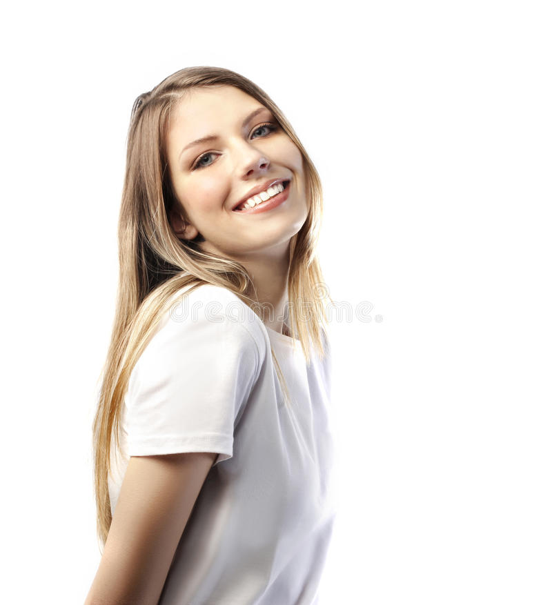 微笑 图库摄影