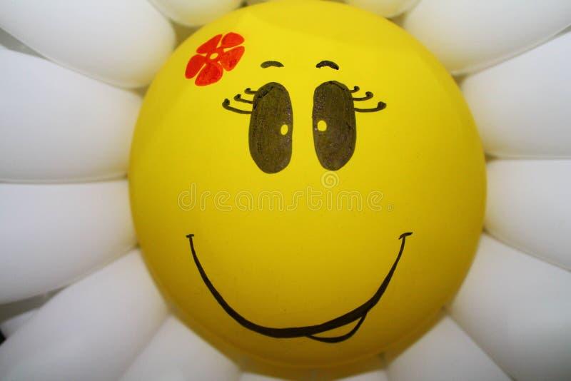 微笑 库存照片