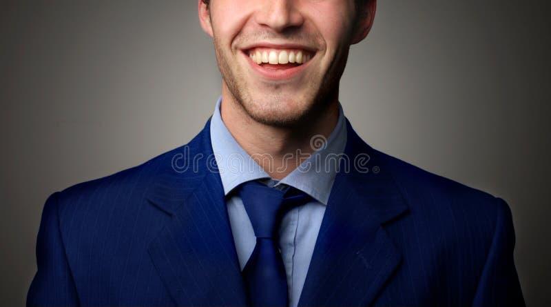 微笑 库存图片