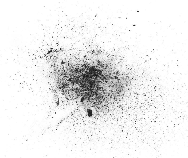 微粒 库存照片