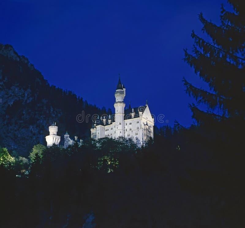 德国城堡 库存照片