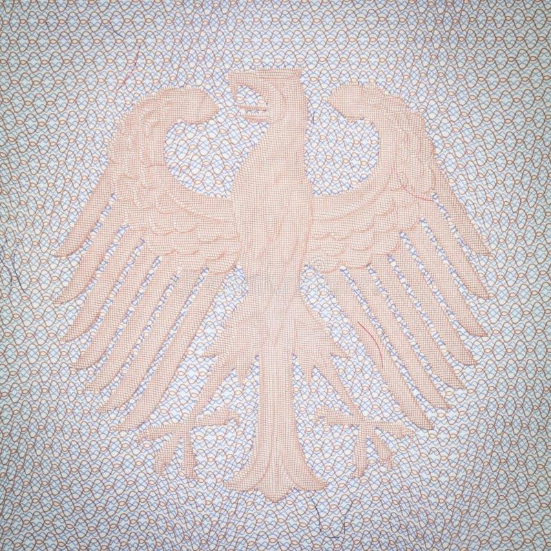 德国徽章 向量例证