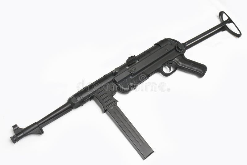 德国枪mp40 submachine 库存图片