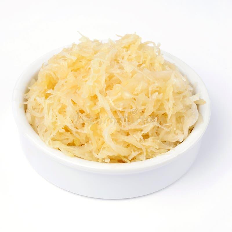 德国泡菜 免版税库存图片