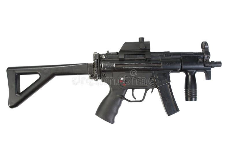 德国现代冲锋枪 免版税库存照片