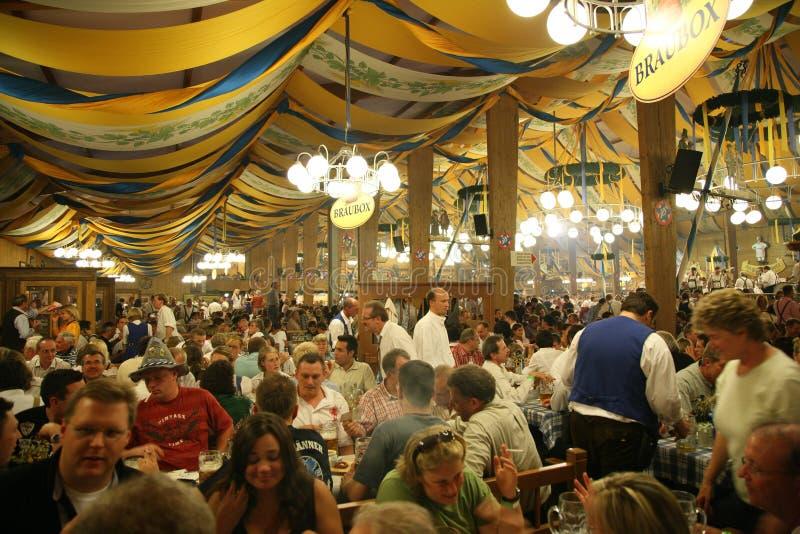 德国octoberfest的慕尼黑 免版税库存图片