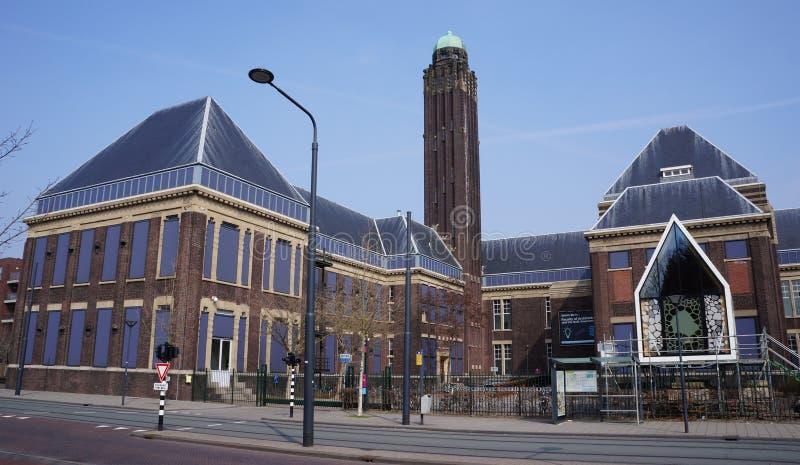德尔福特技术大学在荷兰 免版税库存图片