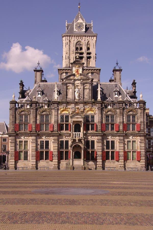 德尔福特荷兰 免版税库存照片