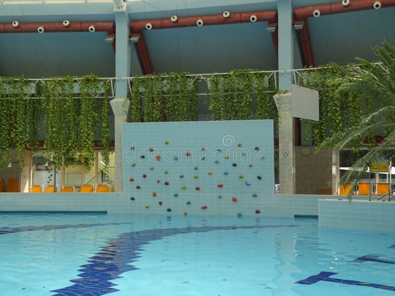 德布勒森是匈牙利的一座漂亮城市,设有良好的温泉浴场 免版税库存照片